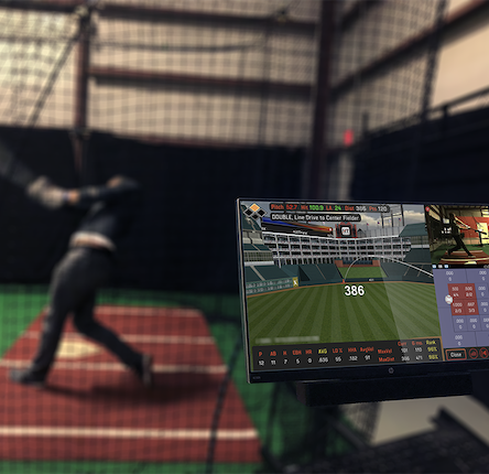 HitTrax in action