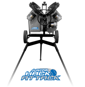 Junior Hack Attack baseball machine