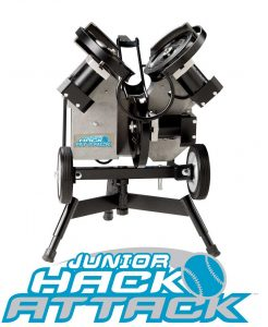 Junior Hack Attack softball machine