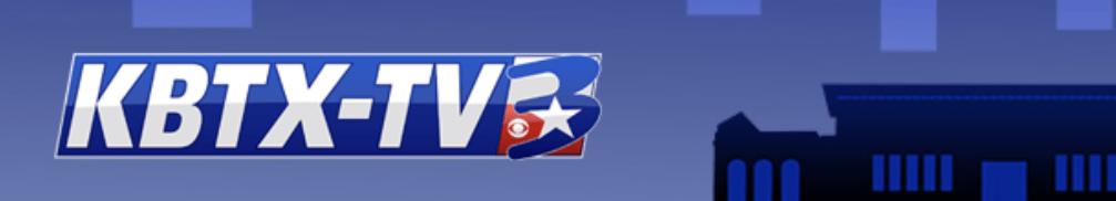 KBTX-TV banner
