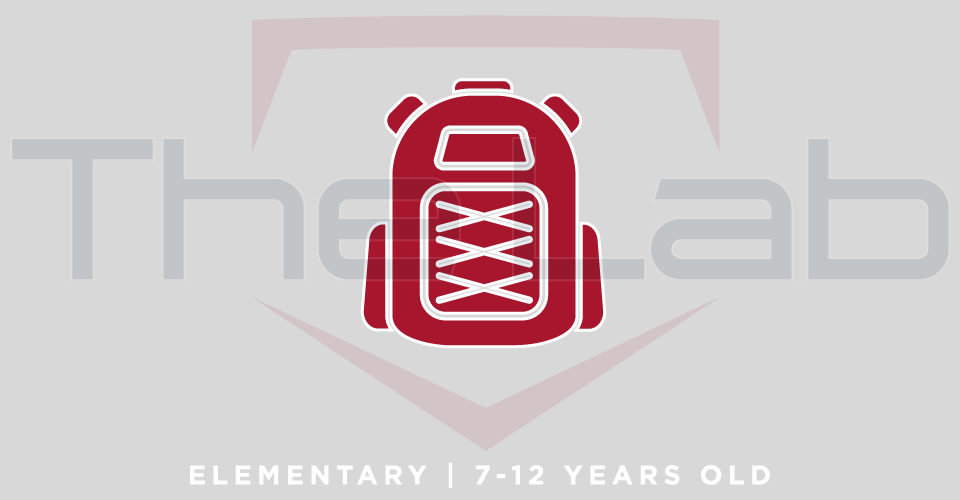 The Lab elementary camp icon